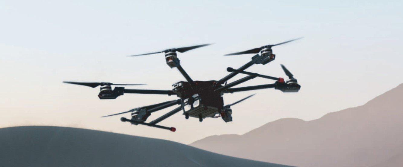 All Purpose Autonomous Security Drone