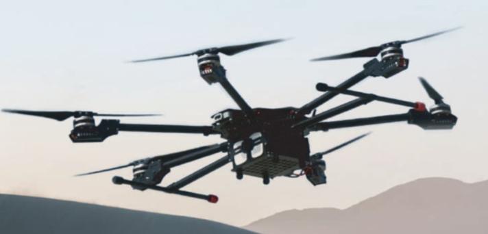 Autonomous All Purpose Drone