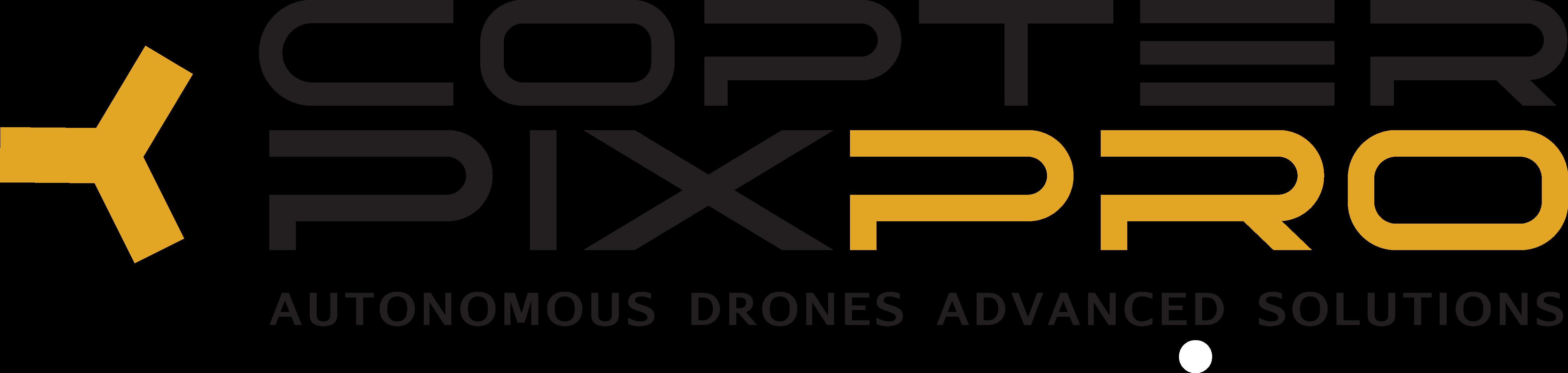 CopterPIX Autonomous Drones