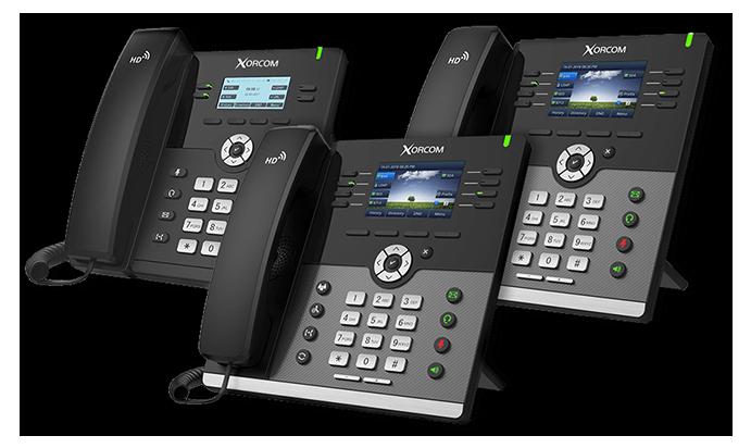 IP Phones for PBX